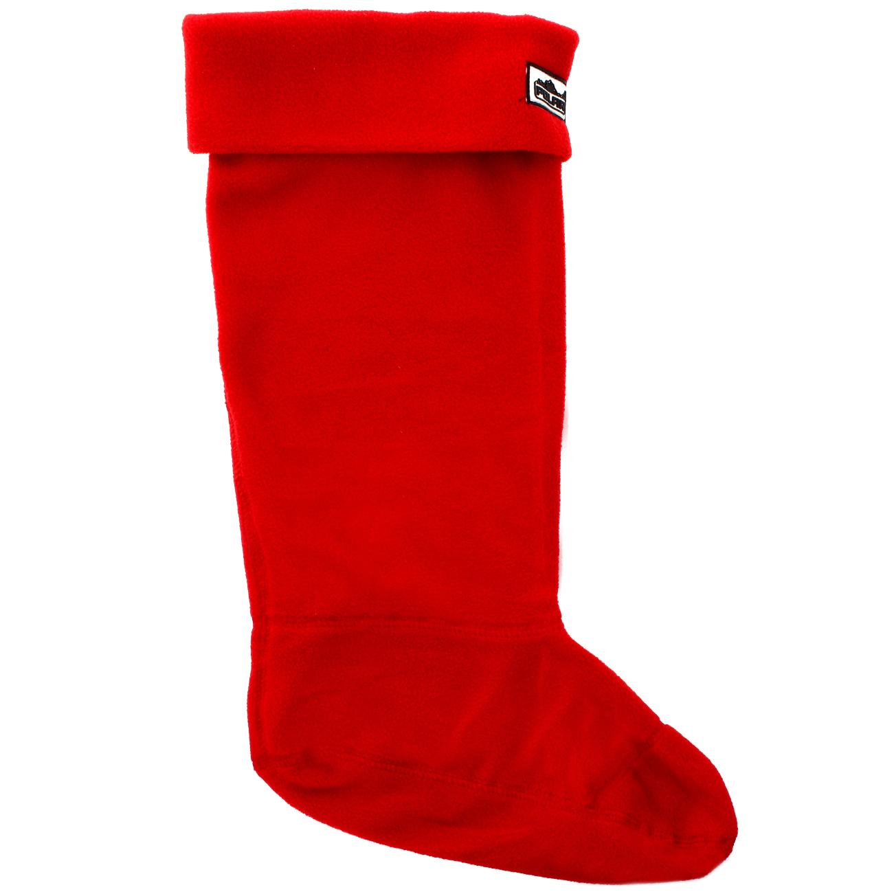 Unisex Thermal Fleece Welly Wellington Boot Warm Cosy Soft Wellie Socks UK 3-10