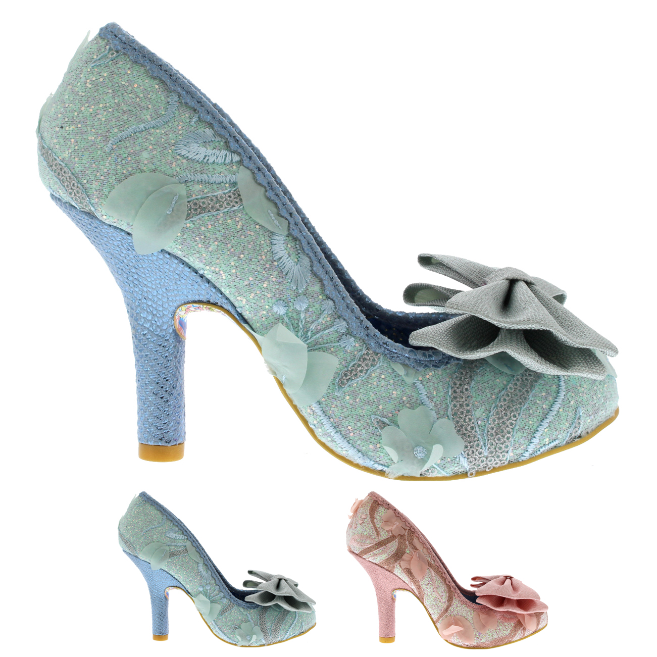 Irregular Choice Mal E Bow