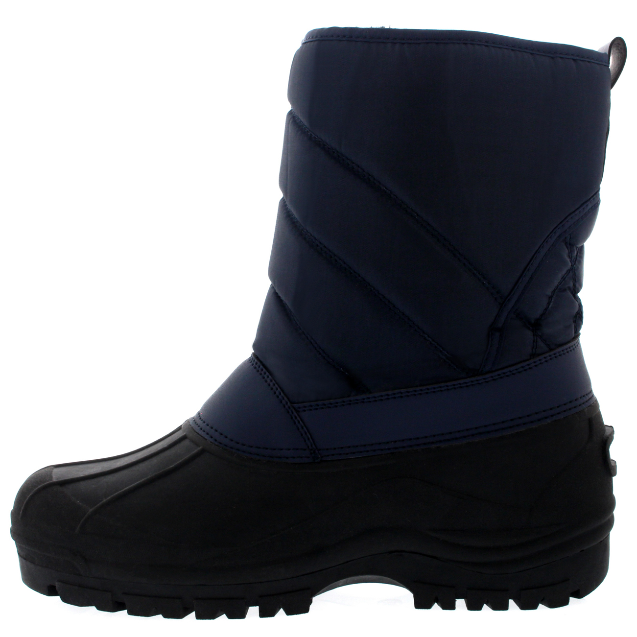 Men's Velcro Strap Winter Boots | Division of Global Affairs