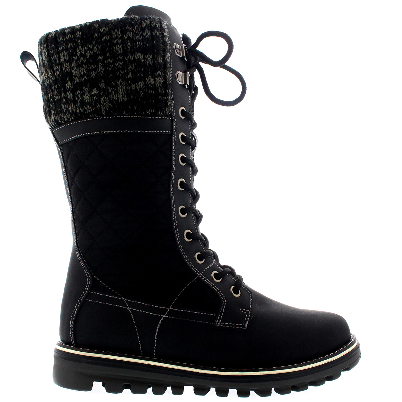 Winter Lace Up Shoes