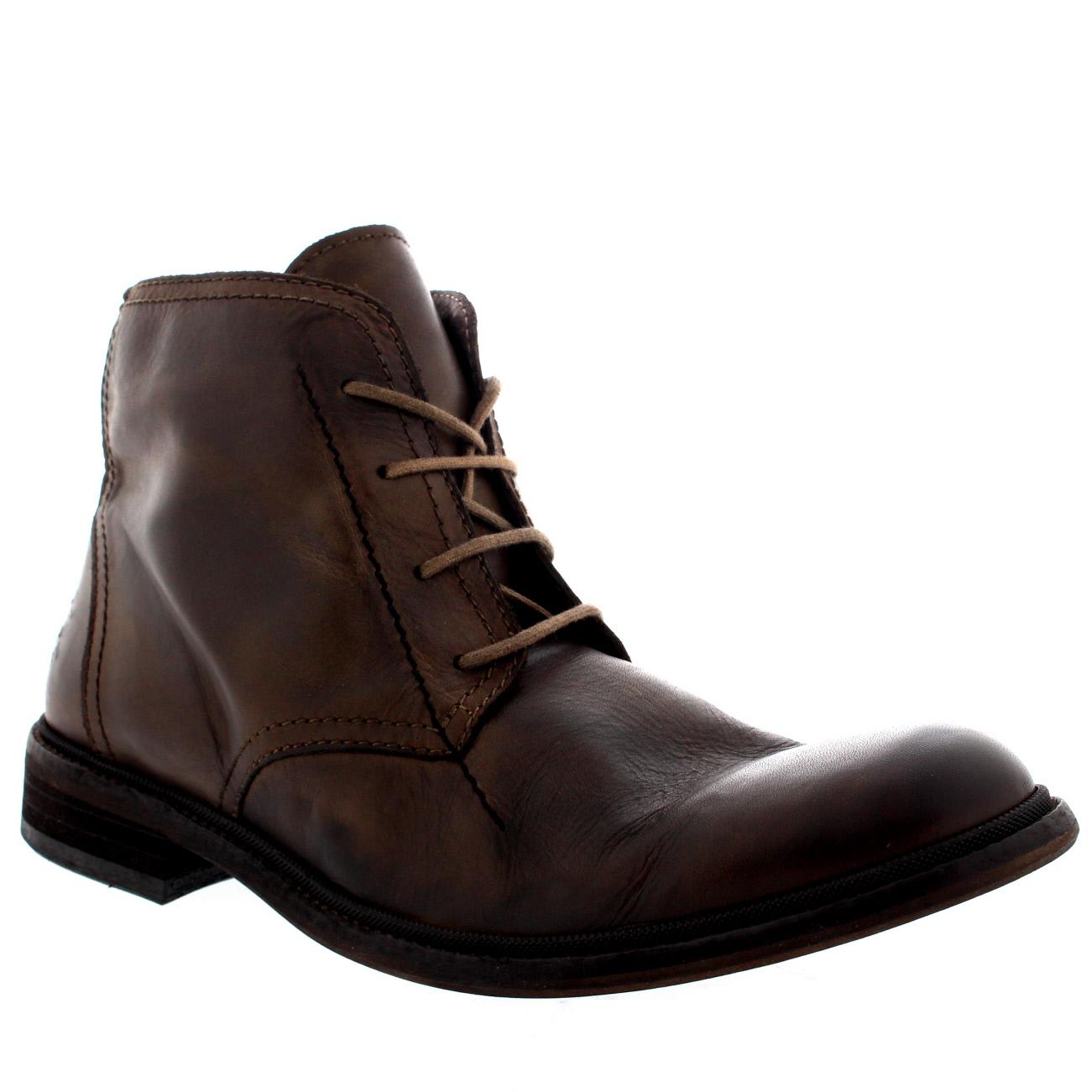 Chukka Style Mens Shoes