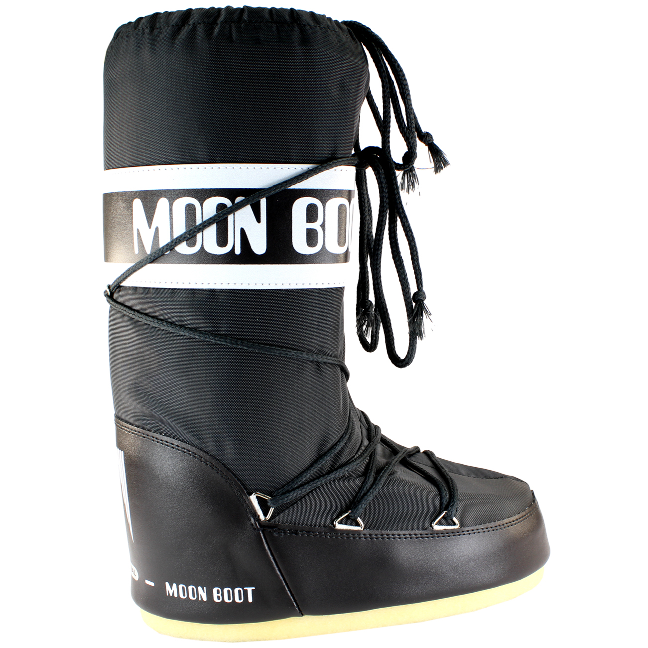 Mens Tecnica Moon Boot Nylon Mid Calf Waterproof Winter