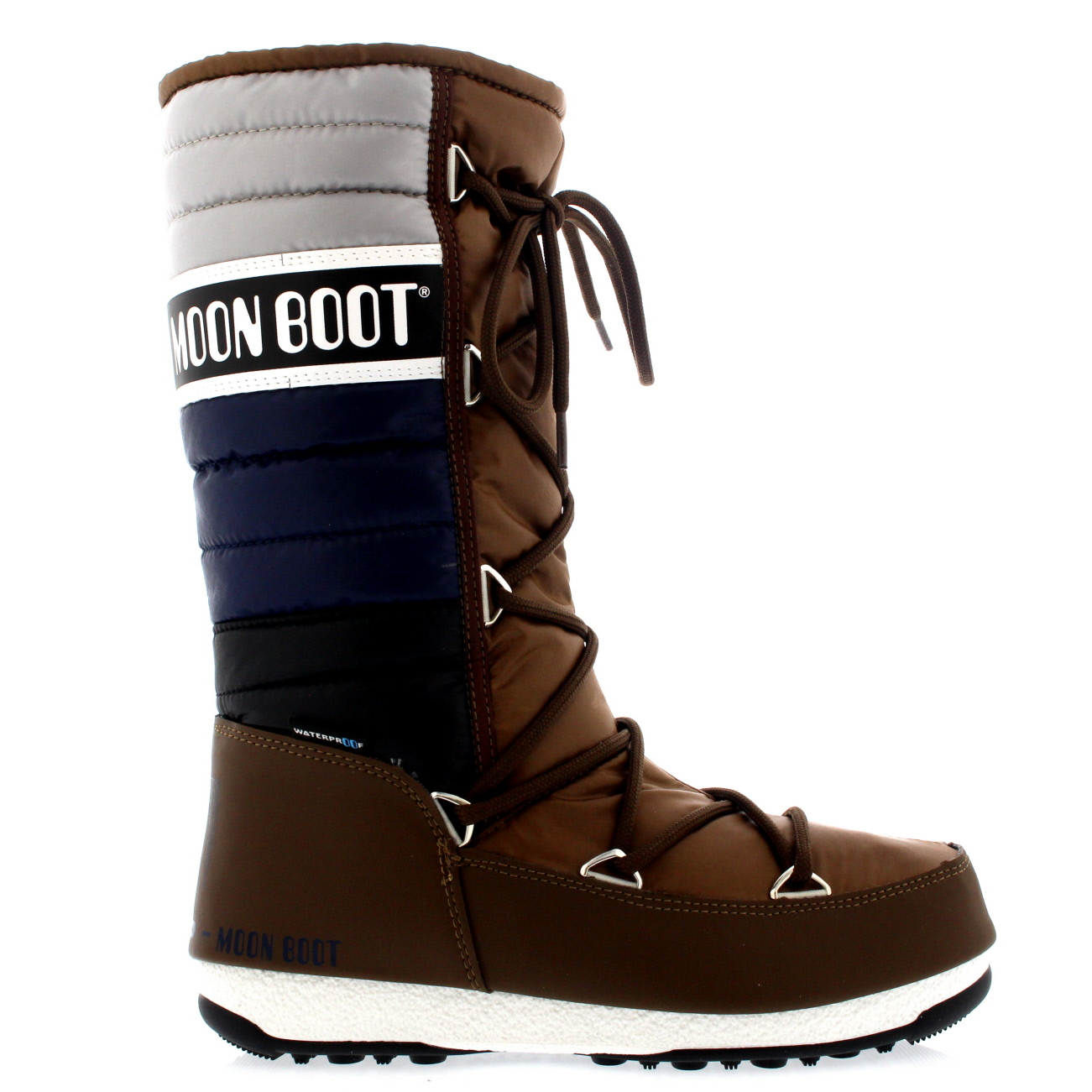 Damenschuhe Tecnica Calf Original Moon Boot Quilted Waterproof Snow Mid Calf Tecnica Stiefel UK 3-8 7b420e