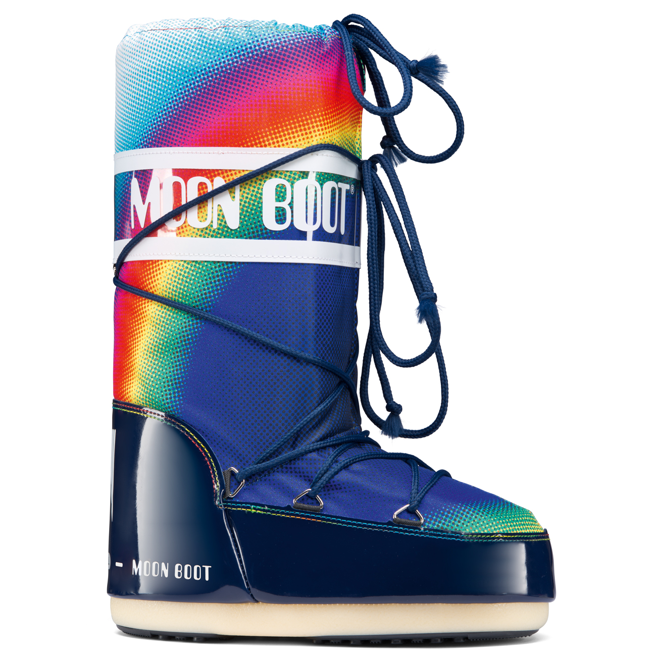 Unisex Adults Moon Boot New Rainbow 2.0