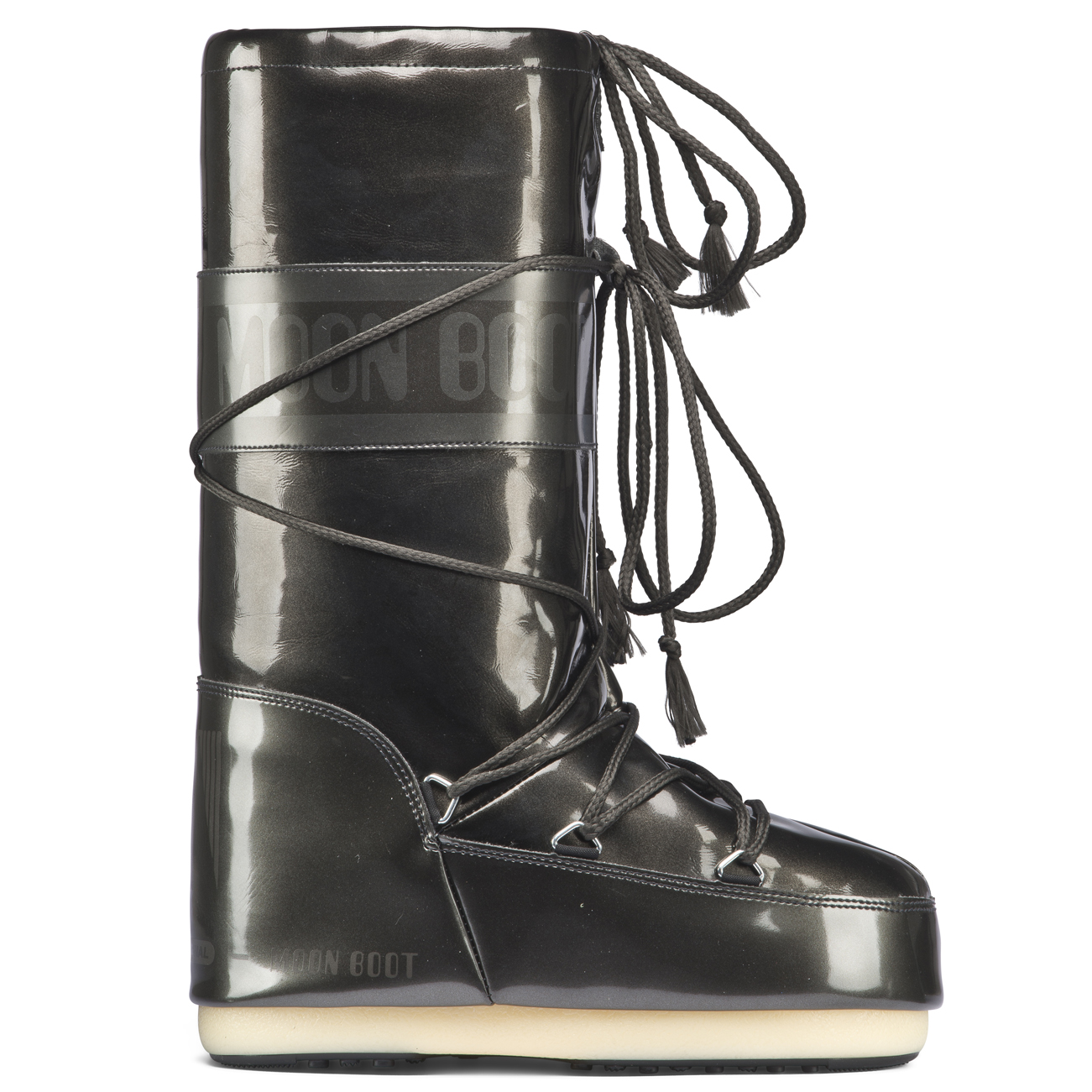 Unisex Adults Moon Boot Vinil Met Nylon