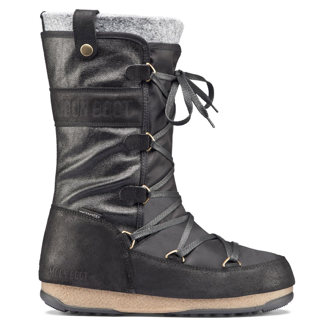 womens original tecnica moon boot we monaco mix winter. Black Bedroom Furniture Sets. Home Design Ideas