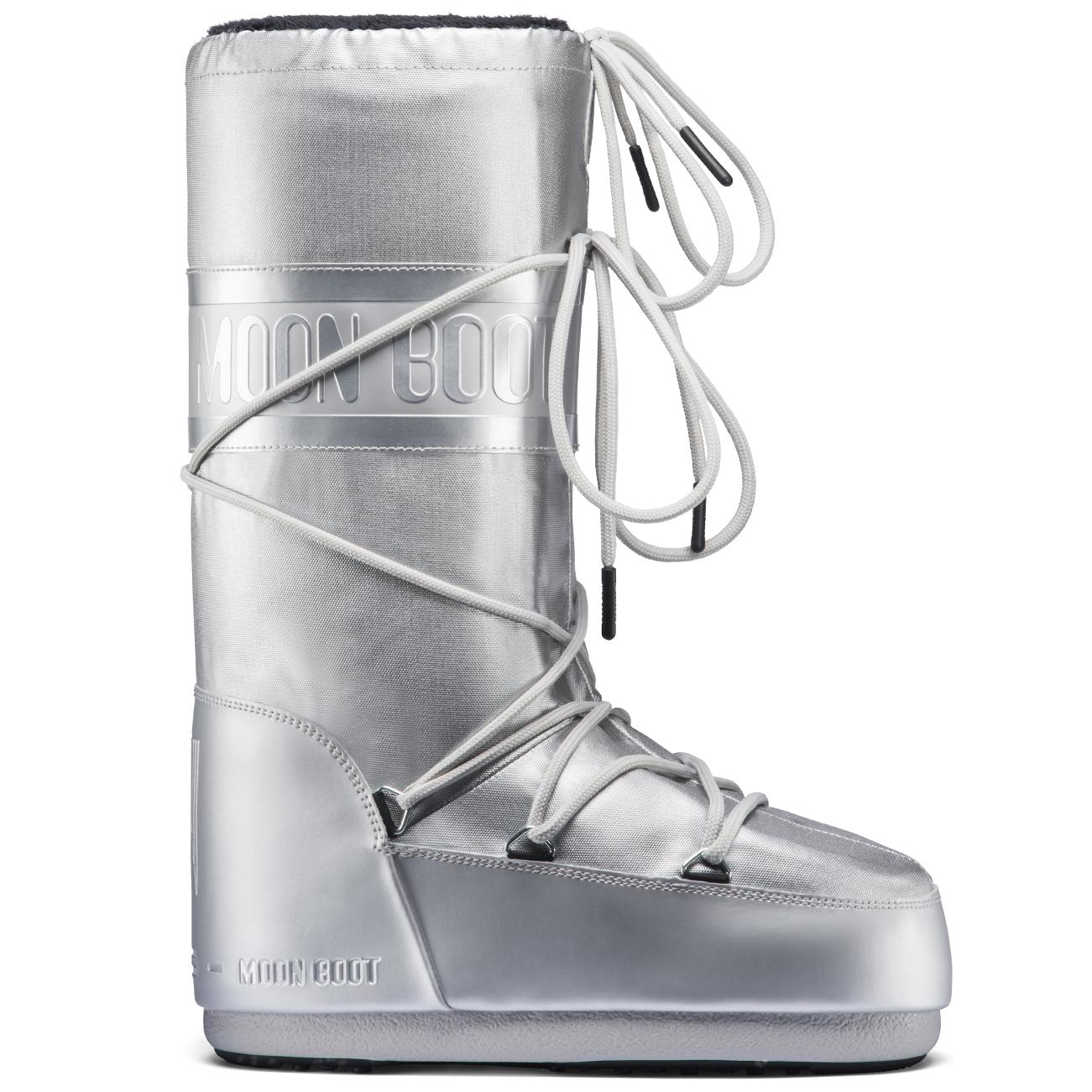 Unisex Adults Tecnica Moon Boot Classic Plus Metallic