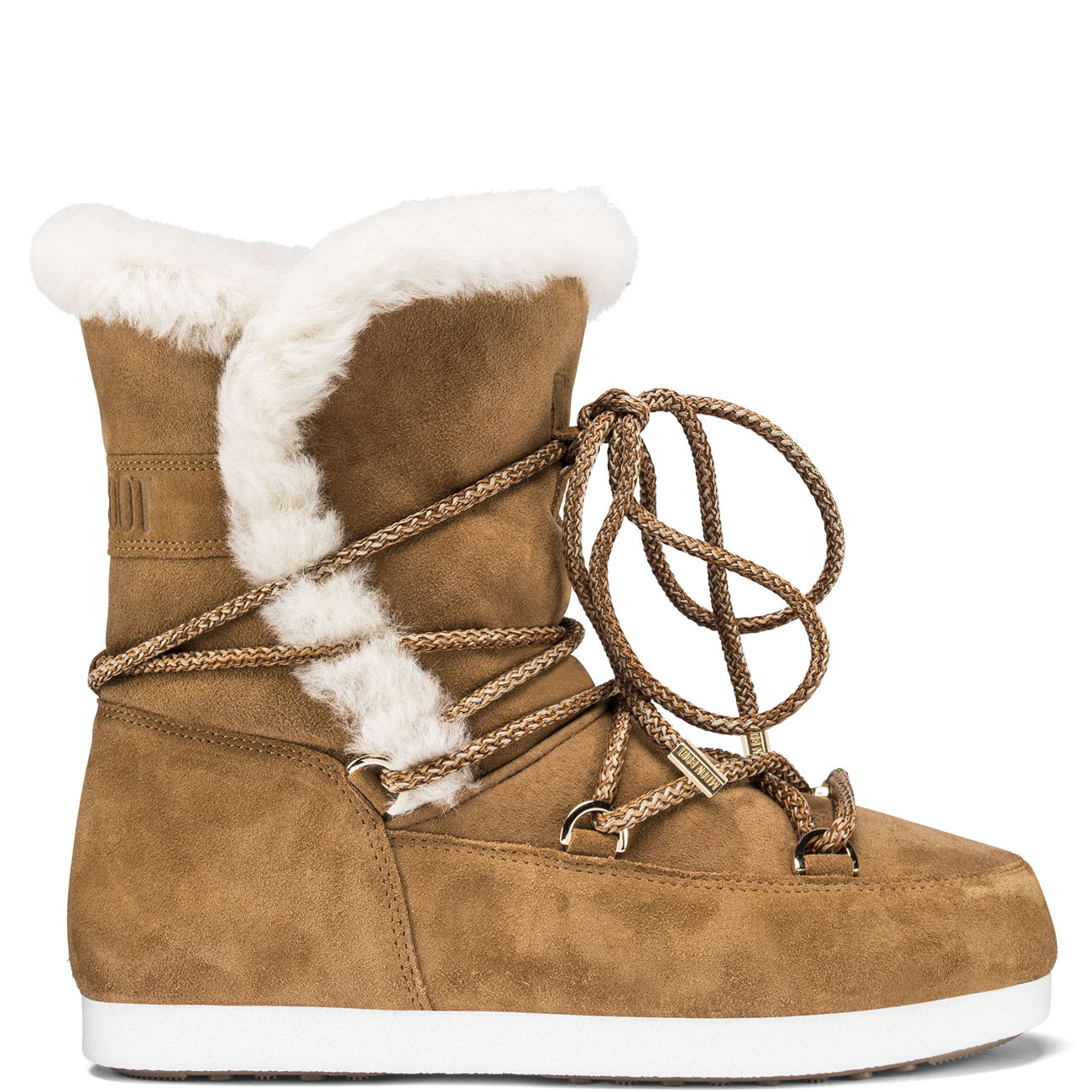 Damenschuhe Tecnica Moon Boot Far Faux Side High Shearling Winter Faux Far Fur Stiefel UK 3-8 e1960f