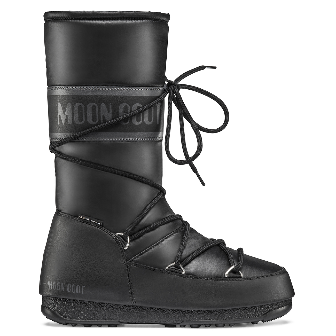 Moon Boot High Nylon Waterproof
