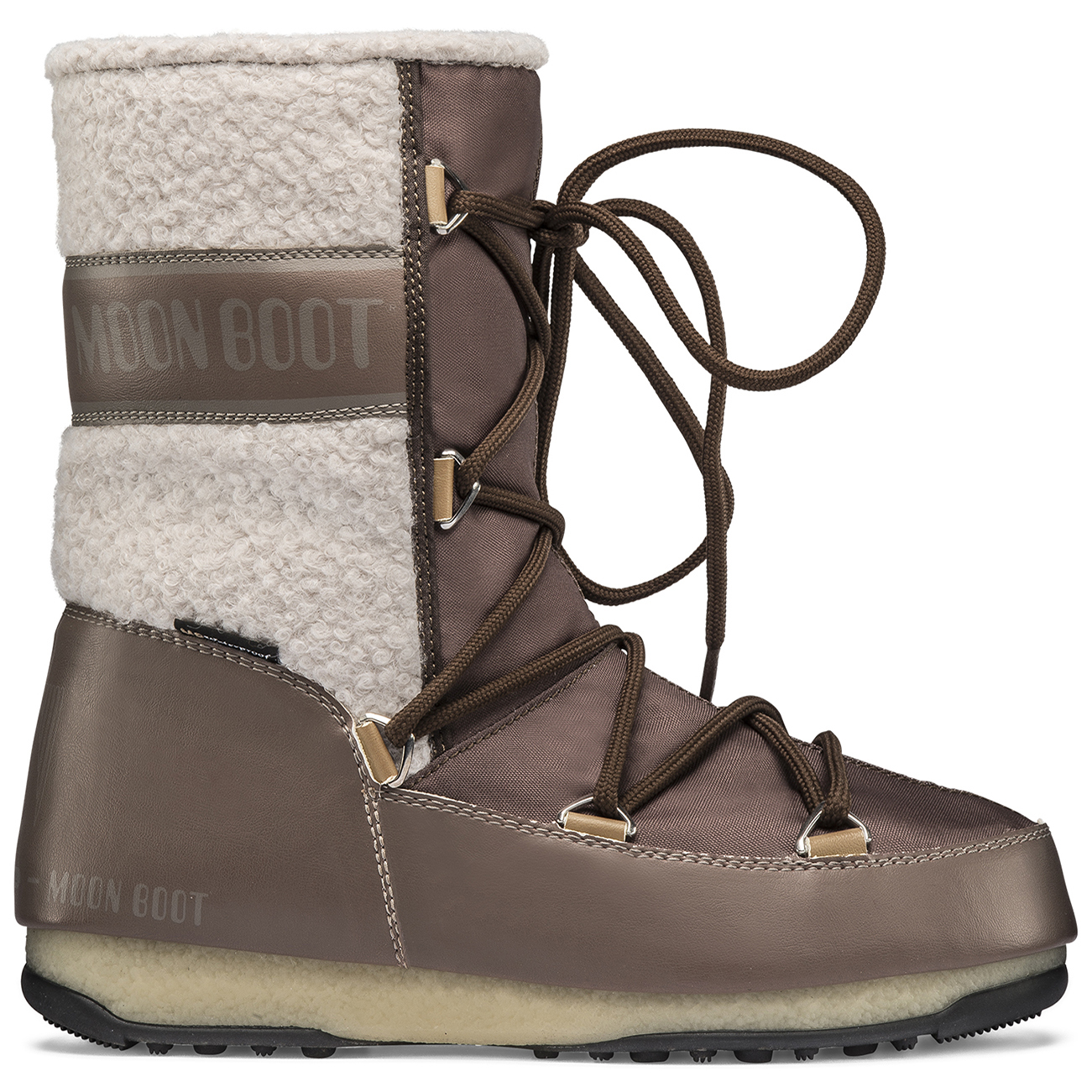 Moon Boot Monaco Wool Mid Waterproof