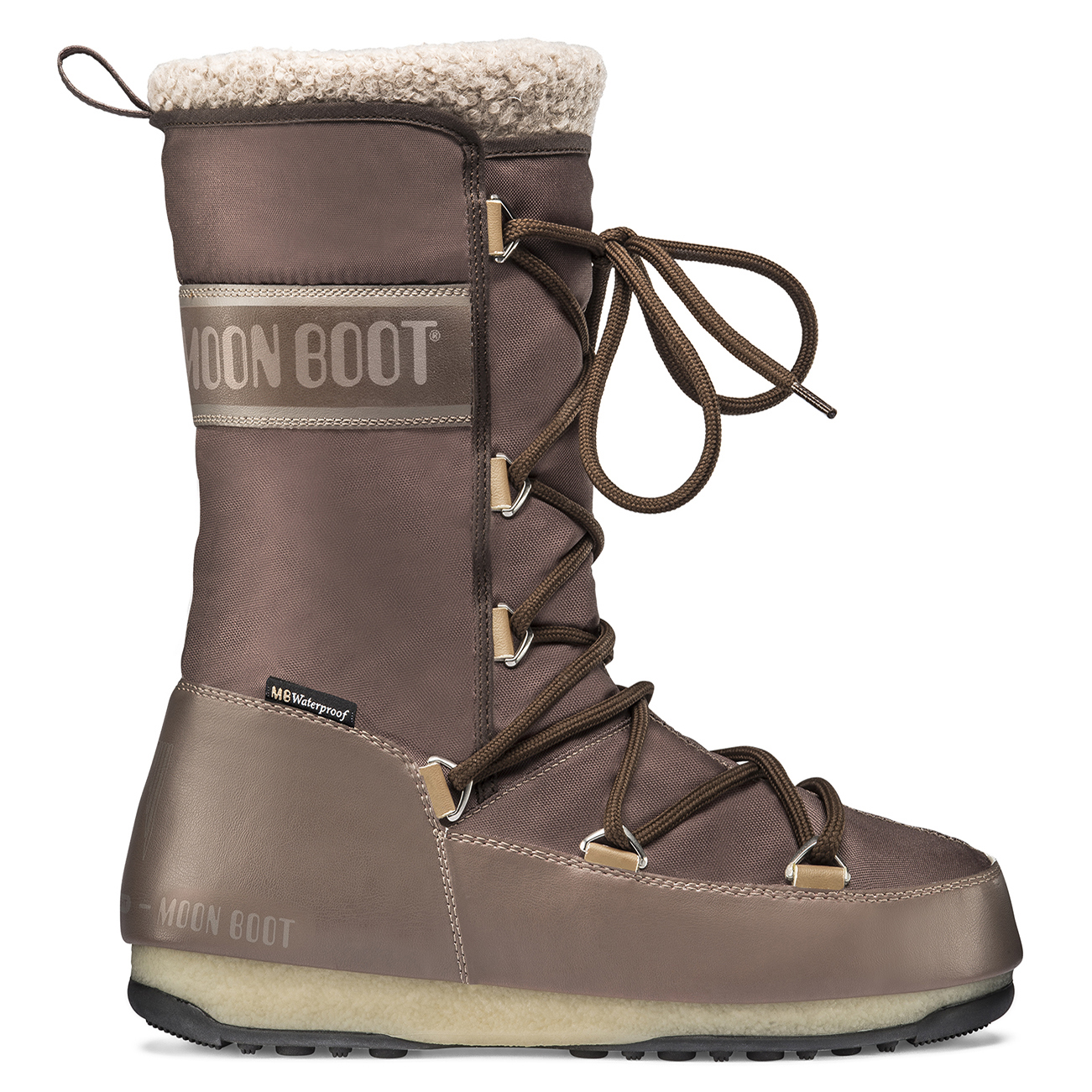 Moon Boot Monaco Wool Waterproof