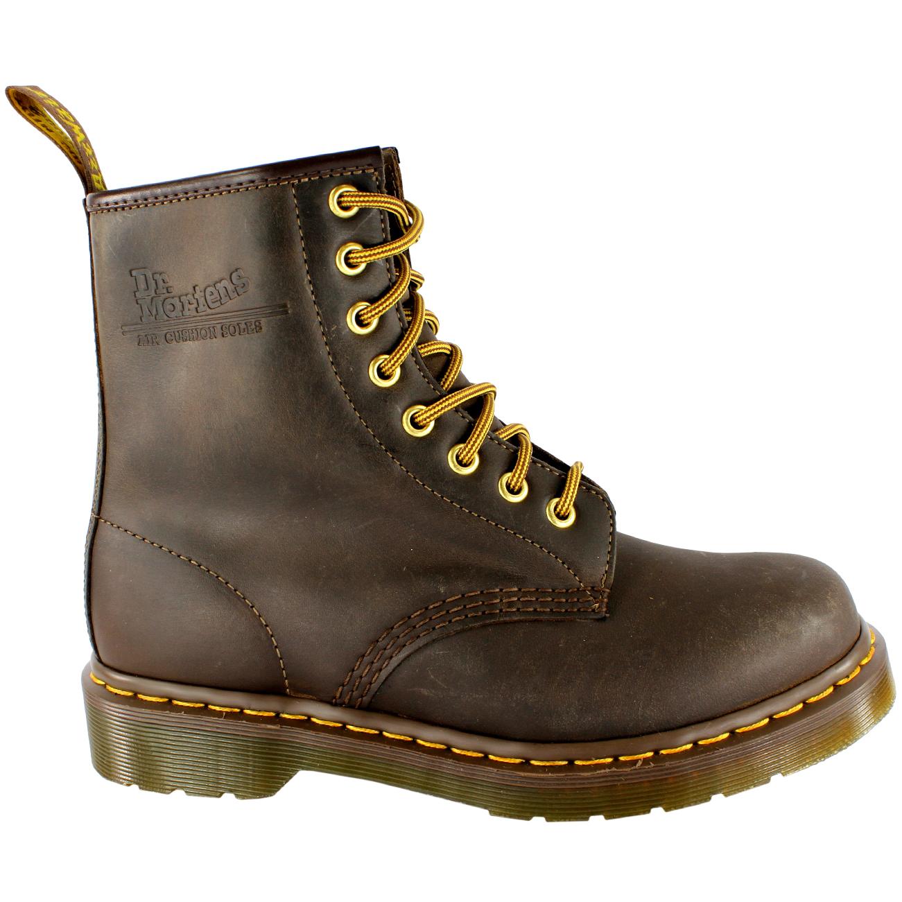 e2a85c7c9097 Mens Dr Martens Classic Retro Vintage Leather Lace Up Ankle Boots UK ...