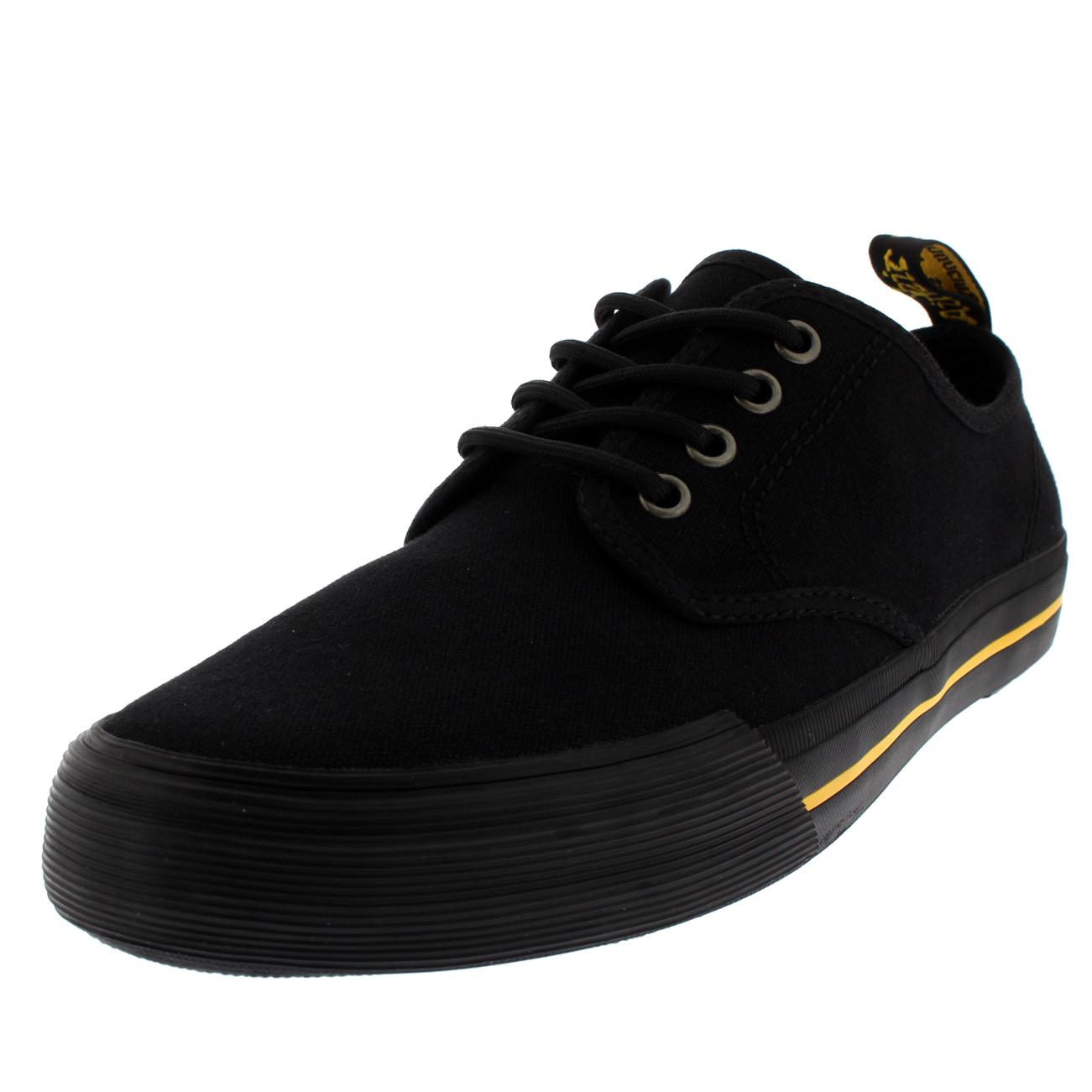 Dr. Martens Men's Pressler Canvas Lace Shoes - - UK 7 0qrx1