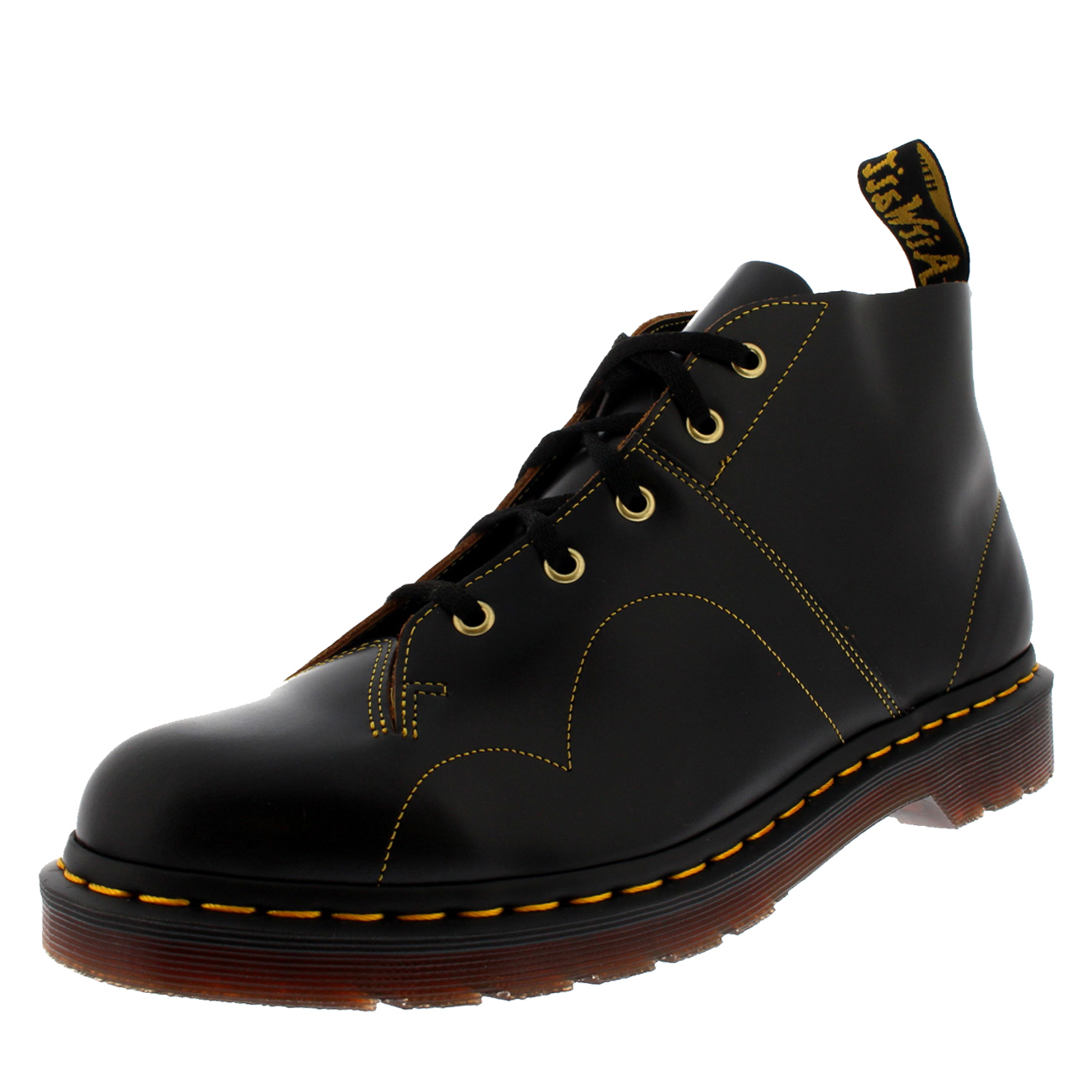 Unisex Adults Dr Martens Church Smooth