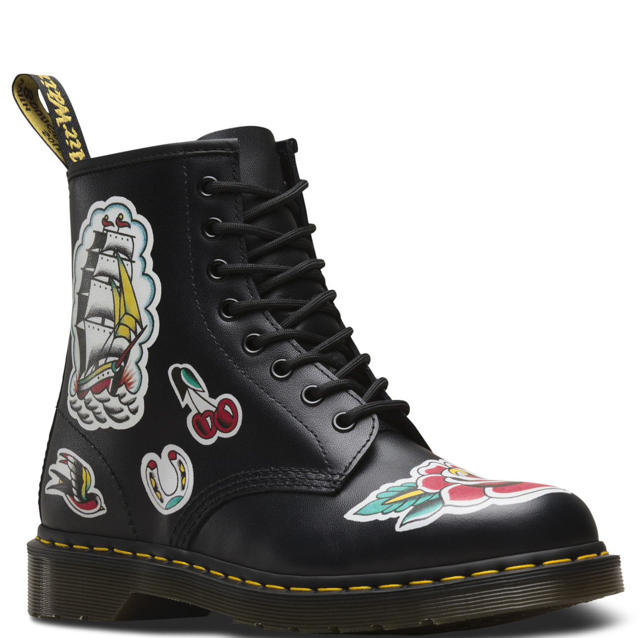 Unisex Adults Dr Martens 1460 Chris Lambert Backhand