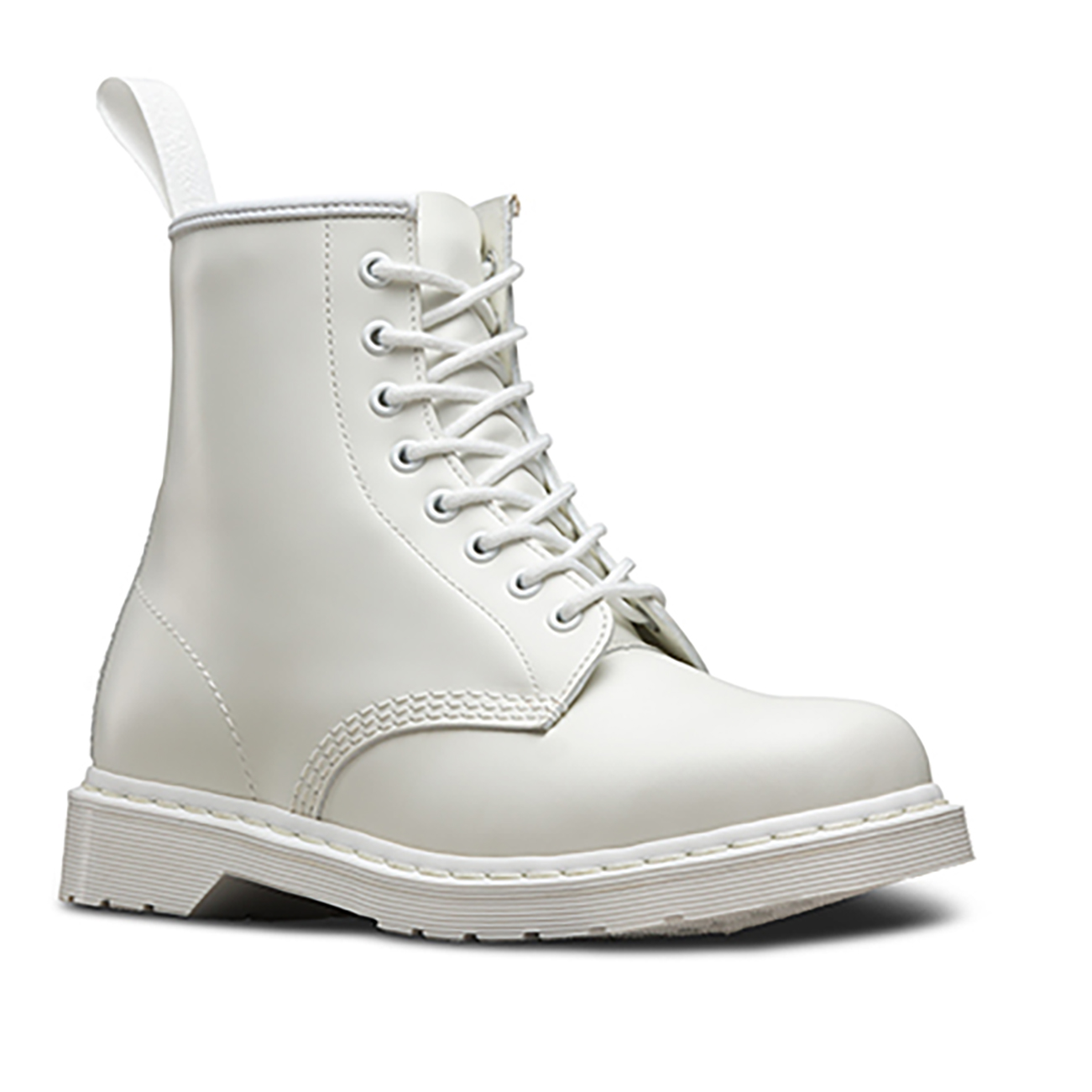 Unisex Adults Dr Martens 1460 Mono Smooth