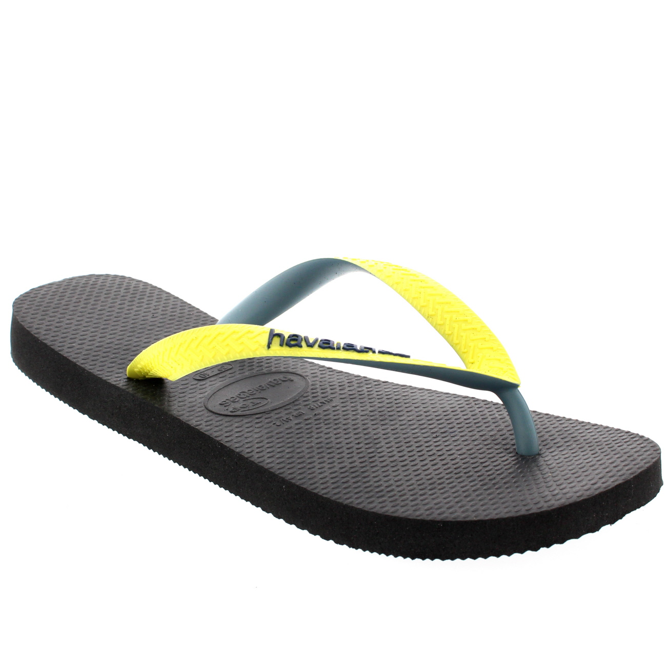 a98a6f97bfe Details about Mens Havaianas Top Mix Casual Holiday Beach Summer Flip Flops  Sandals UK 6-13
