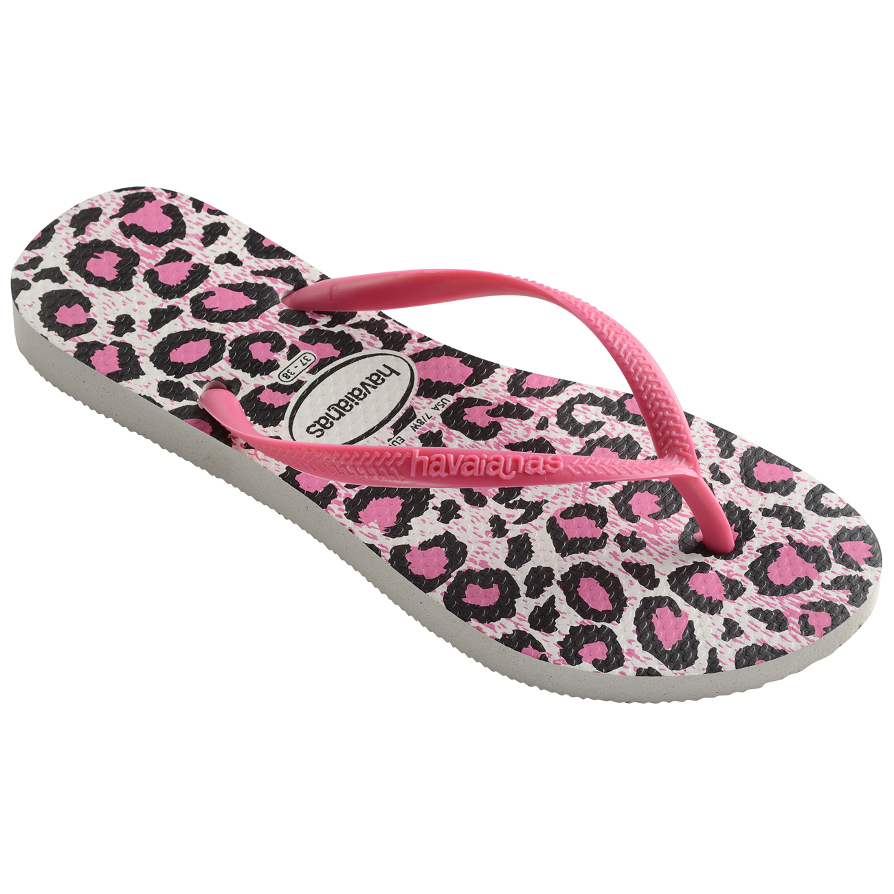 Unisex Kids Havaianas Slim Animals