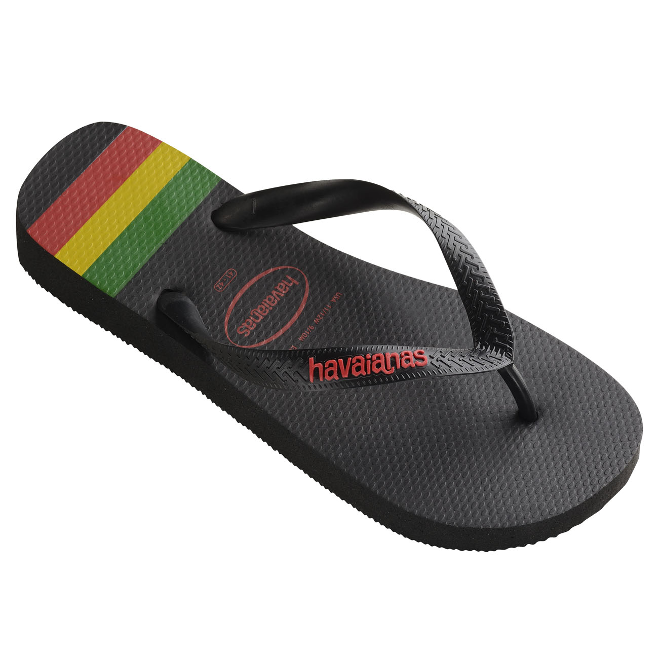Havaianas Top Stripes Logo Mix