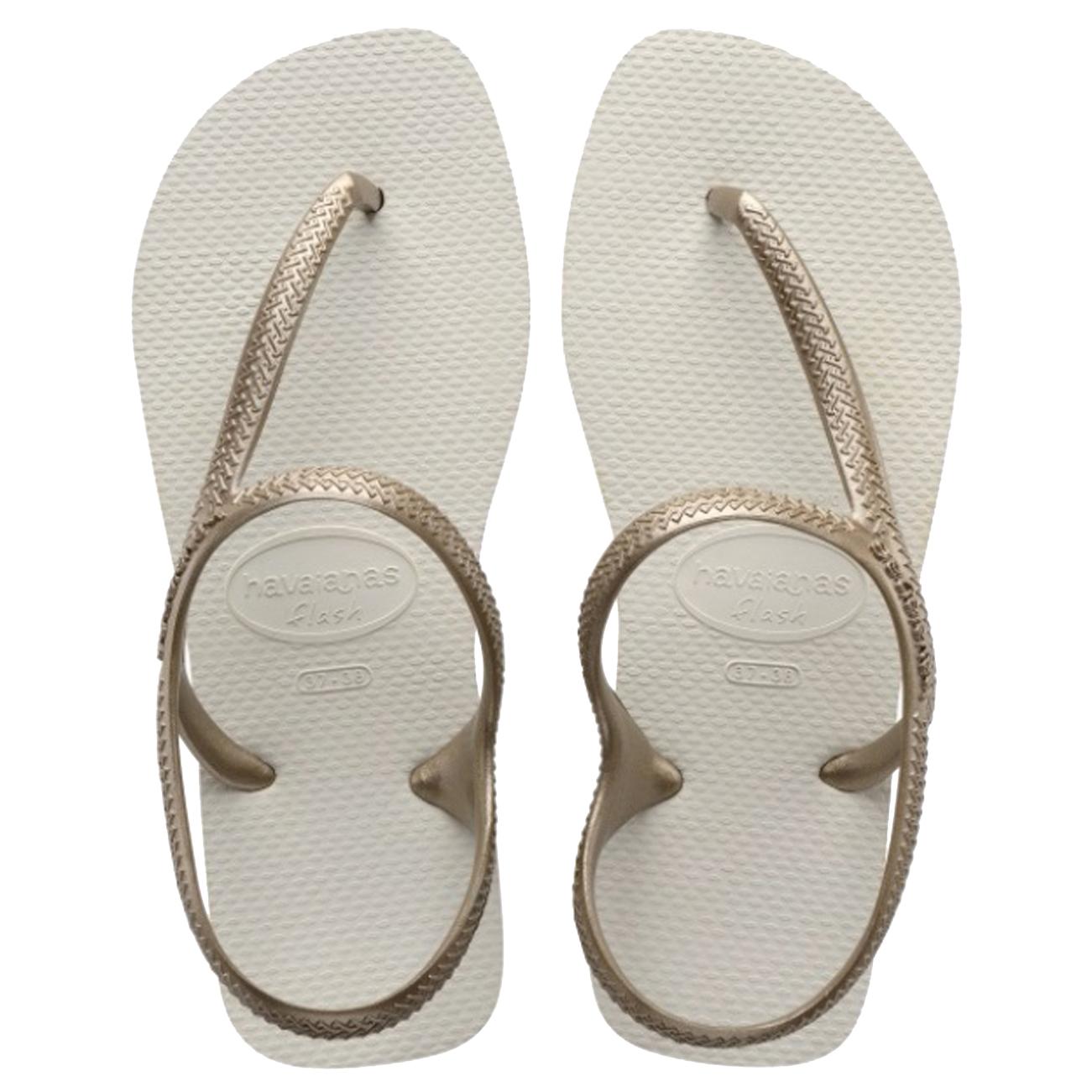 c90ba799b Womens Havaianas Flash Urban Strappy Lightweight Sandals Beach Flip Flops  UK 3-8