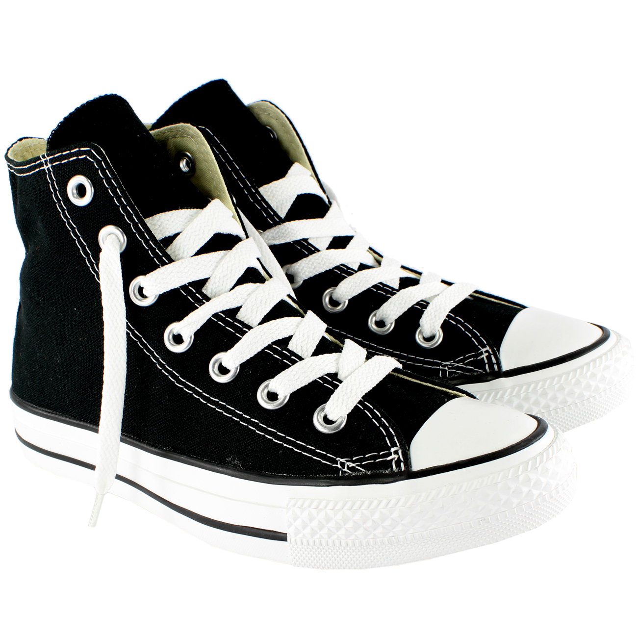 25e96f613c52a3 Womens Converse All Star Hi High Top Chuck Taylor Chucks Trainers UK ...