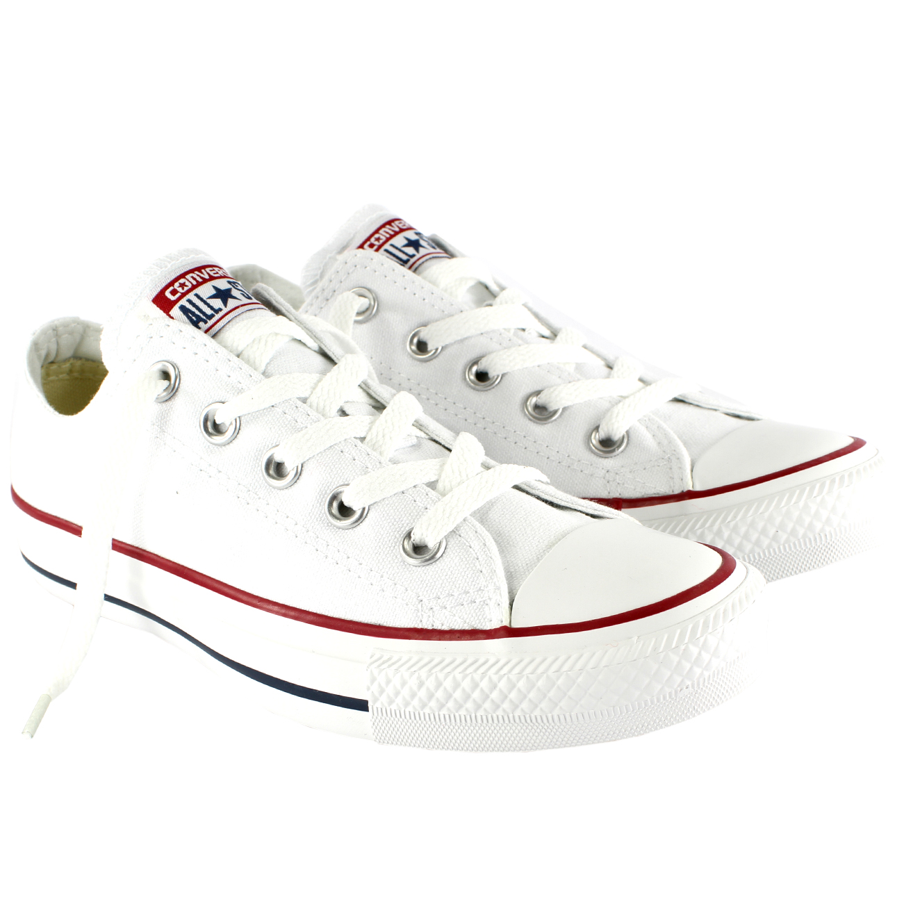 3aac842e229678 Details about Mens Converse All Star Ox Low Top Chuck Taylor Chucks Lace Up  Trainer Sizes 7-12