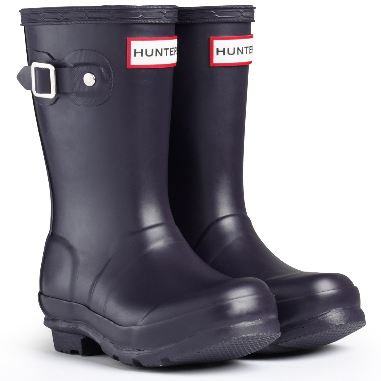 WOMENS HUNTER WELLINGTON SNOW BOOTS ORIGINAL KIDS RAIN SNOW WELLINGTON WELLIES LADIES UK 10-2 13a7fc