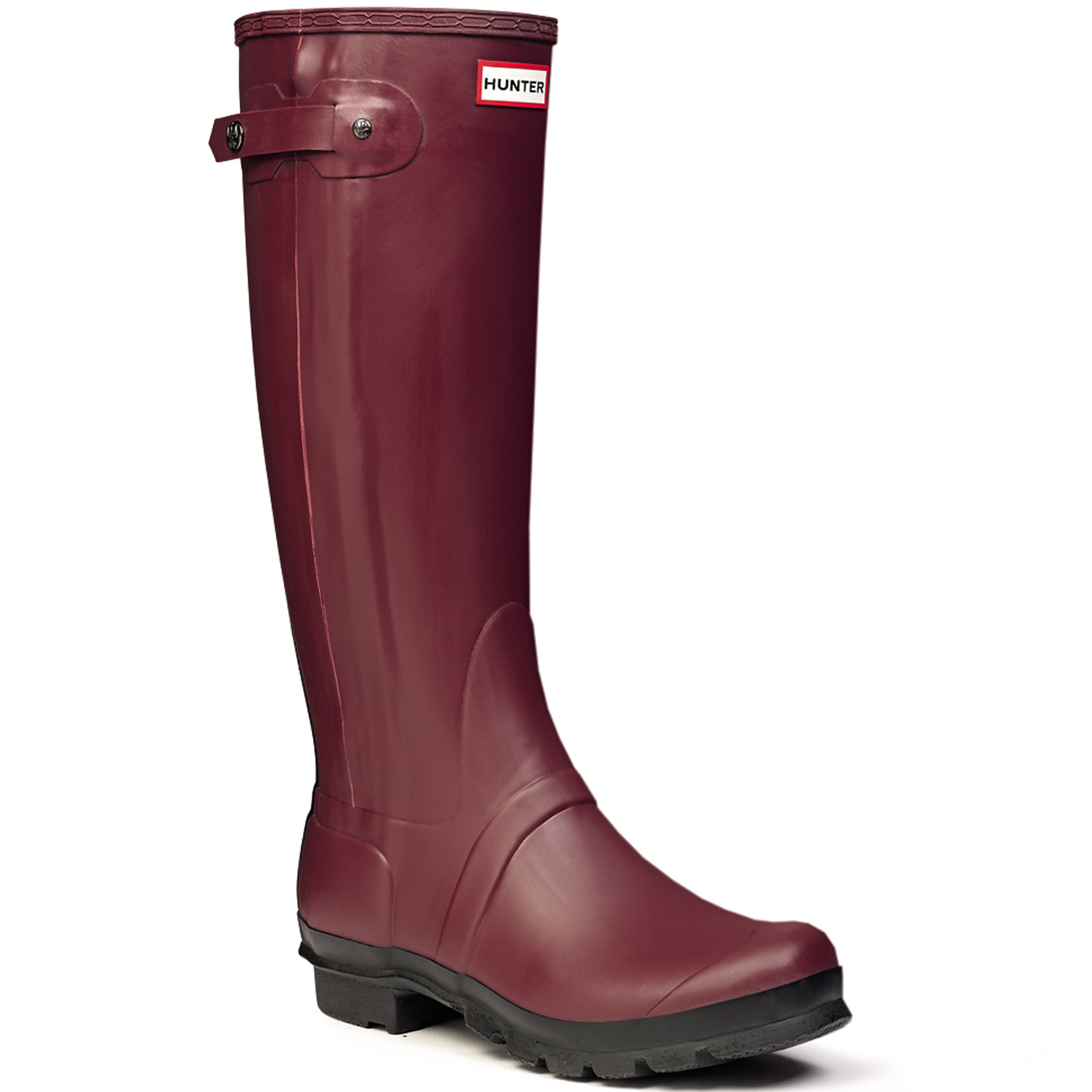 Hunter Original Slim Two Tone Wellingtons