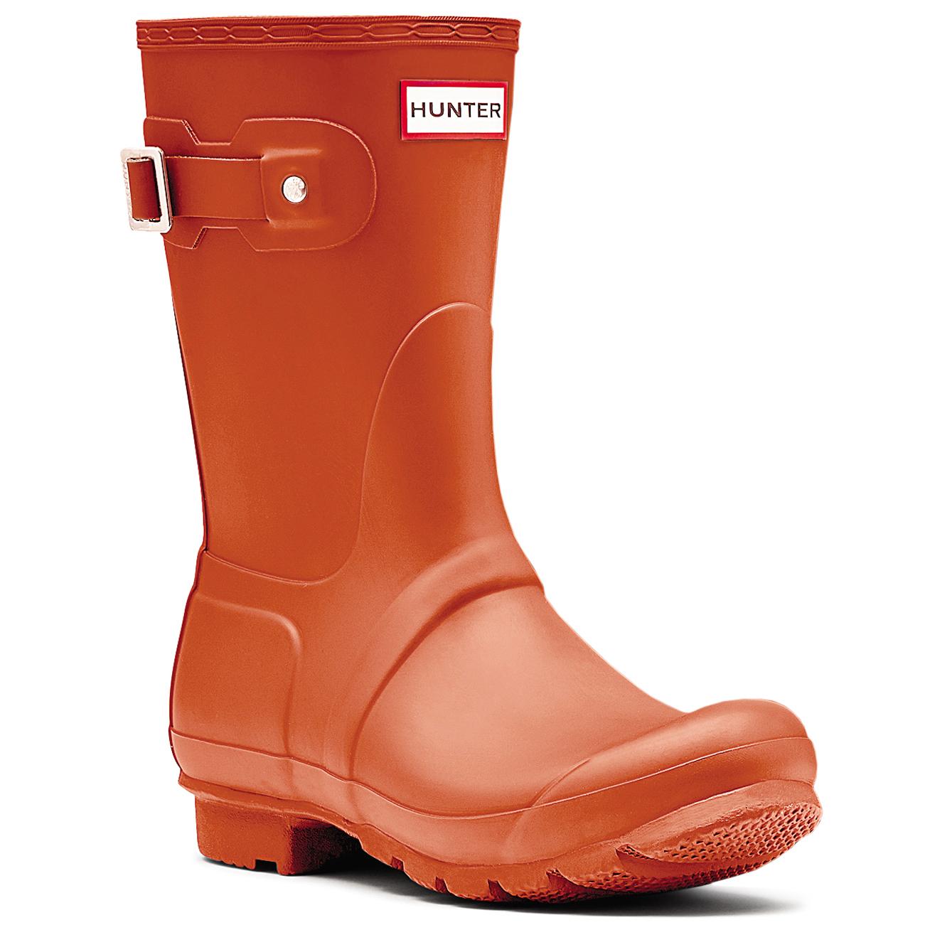 Damenschuhe Hunter Original Short Short Original Winter Rain Snow Wellies Waterproof Stiefel UK 3-9 70bbcb