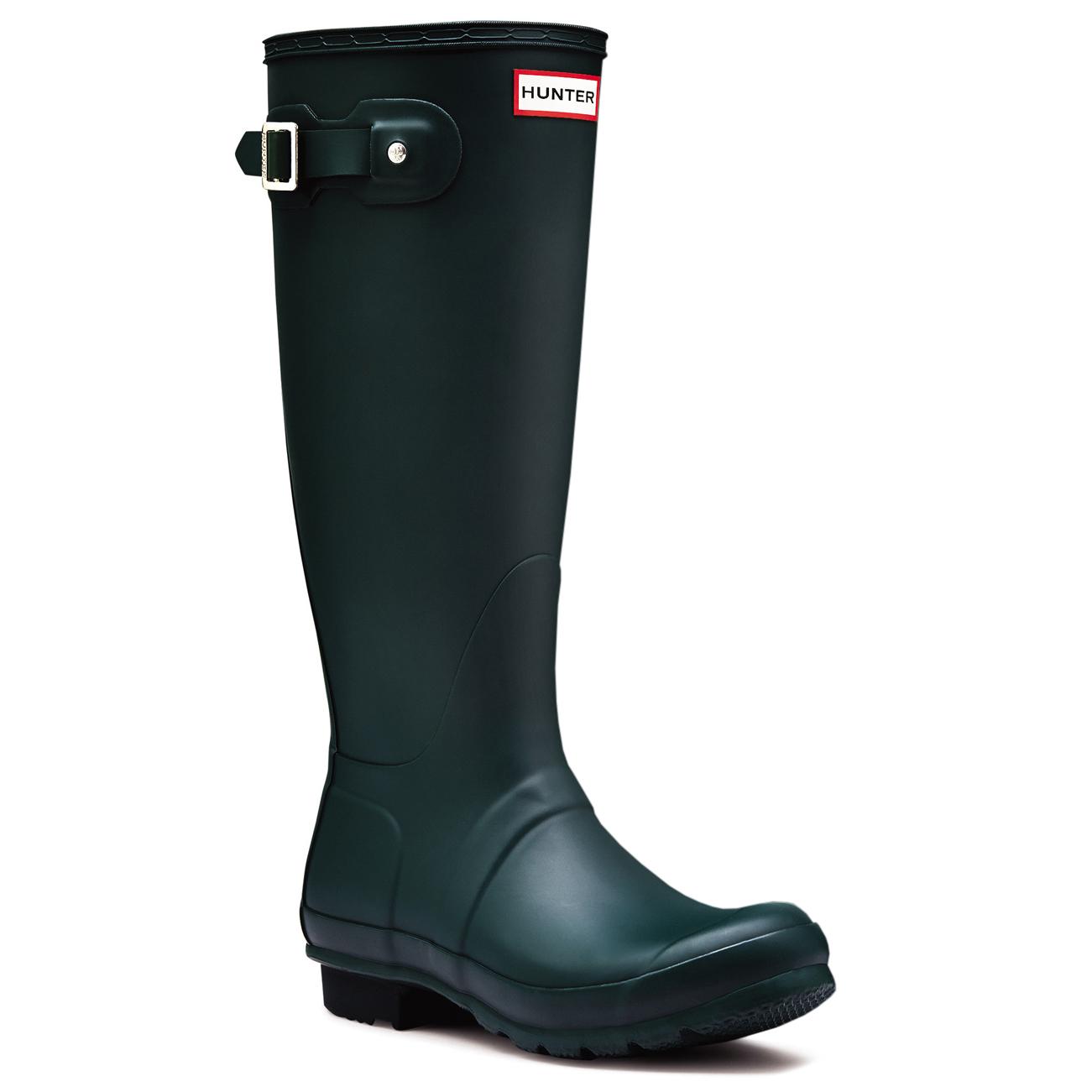 Damenschuhe Hunter Wellington Original Tall Winter Waterproof Snow Rain Wellington Hunter Stiefel UK 3-9 d8e1ed