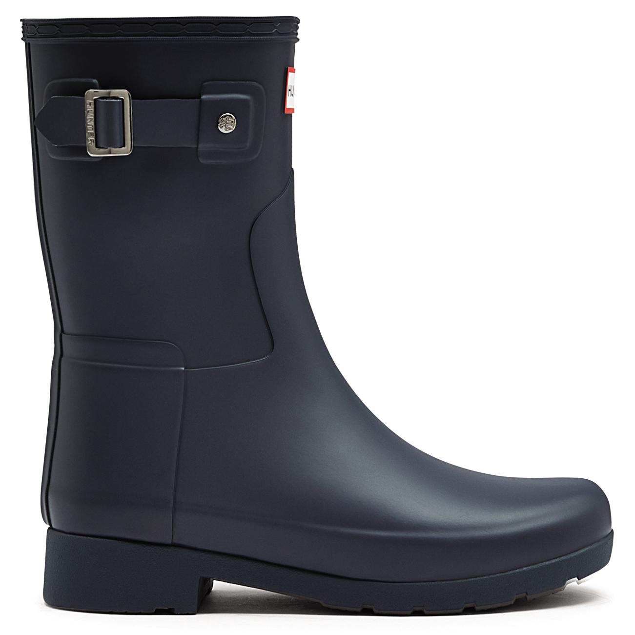 8946af794fdf Womens Hunter Original Refined Short Winter Snow Waterproof Rain ...