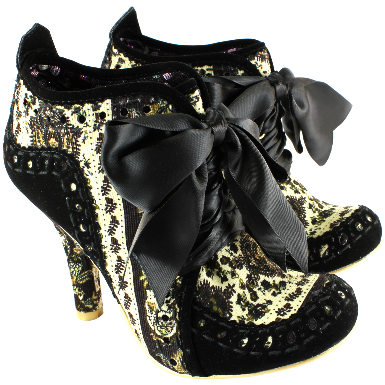 Irregular Choice Abigails Party Too Ankle Boot
