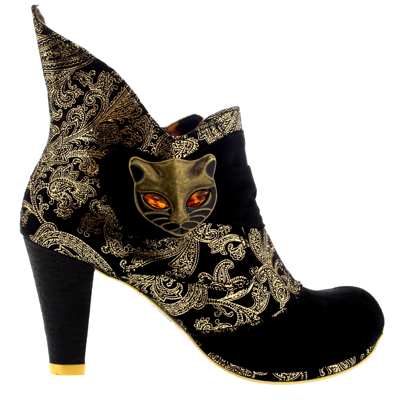 Real Authentic For Sale Womens Miaow Boots Irregular Choice Discount Factory Outlet 3Kw0YuIL