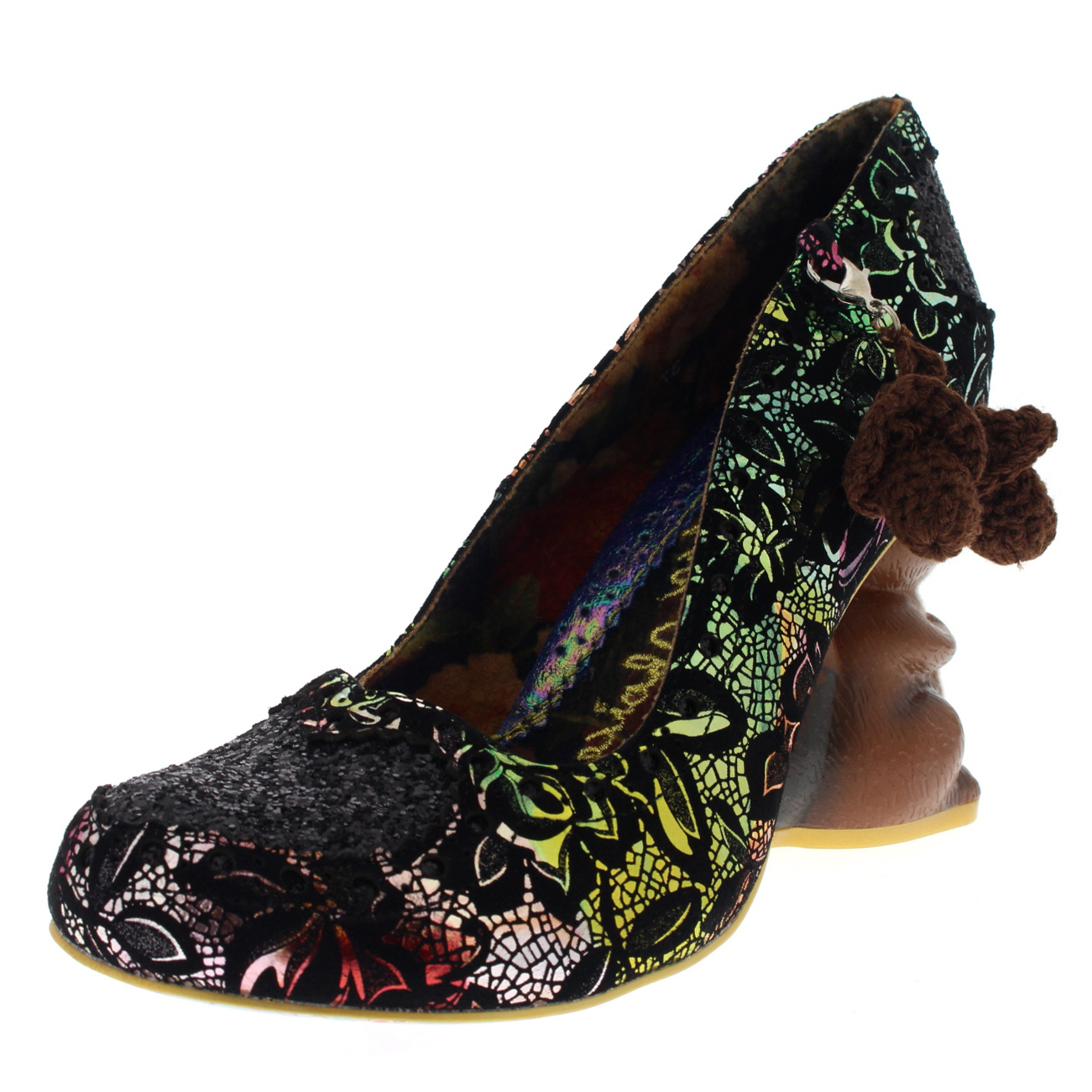 Irregular Choice Nibbled Mcnutty