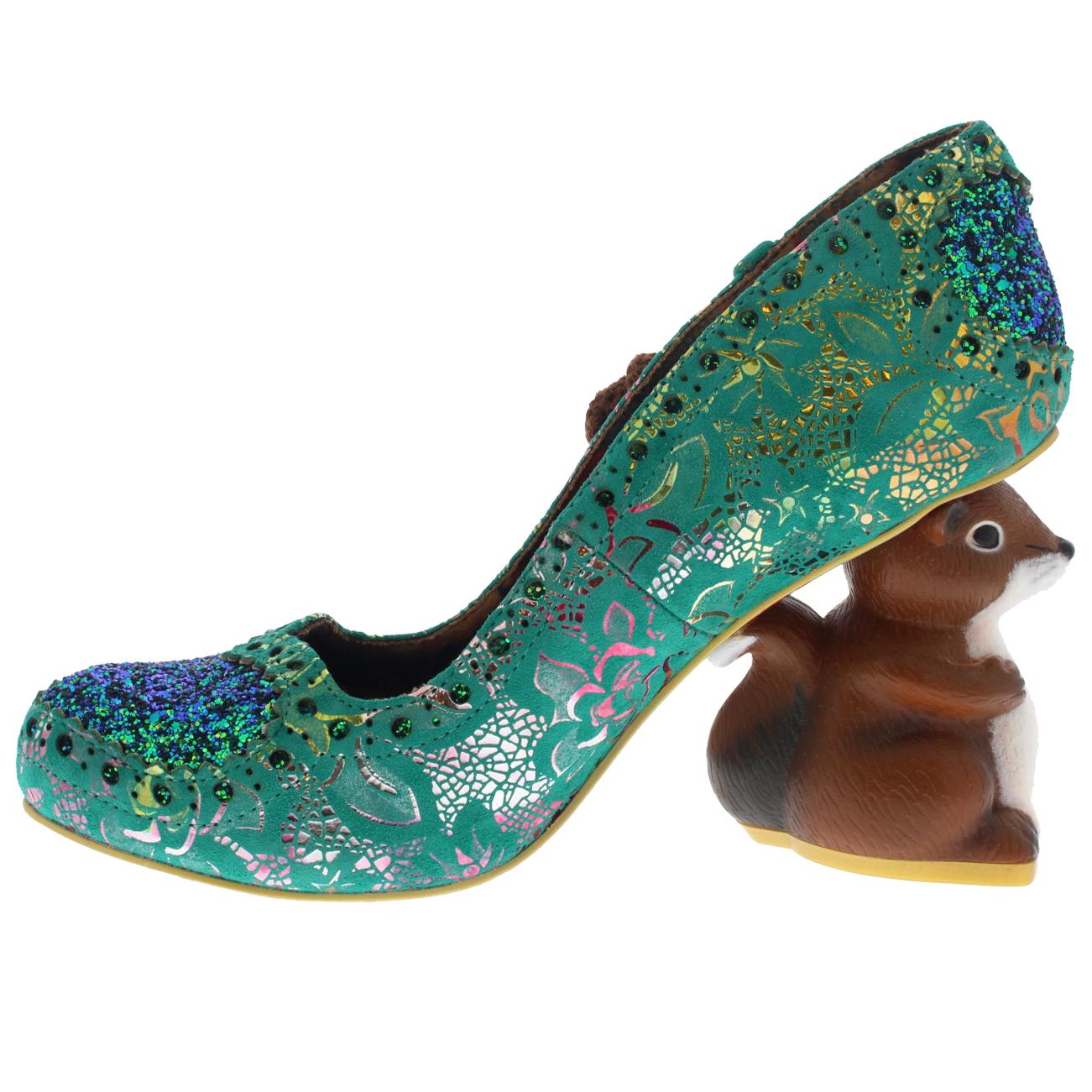 Irregular Choice Shoes Size
