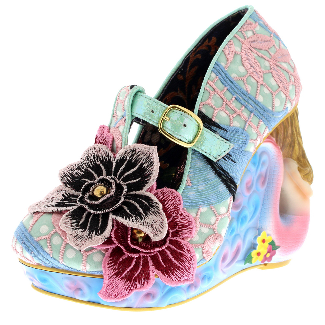 Irregular Choice Aquata