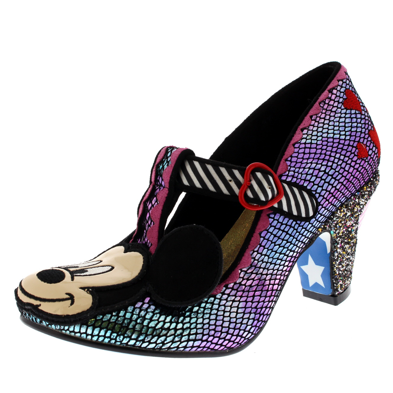 Irregular Choice I Heart Minnie