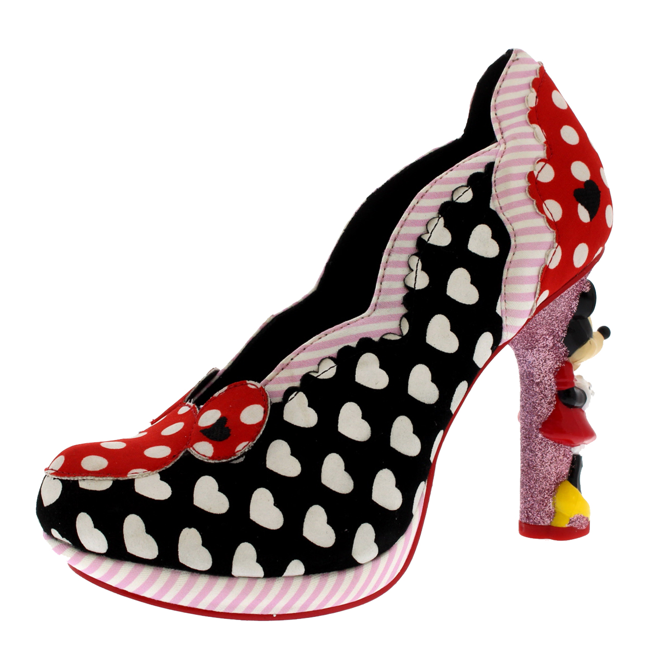Irregular Choice Minnie Mouse