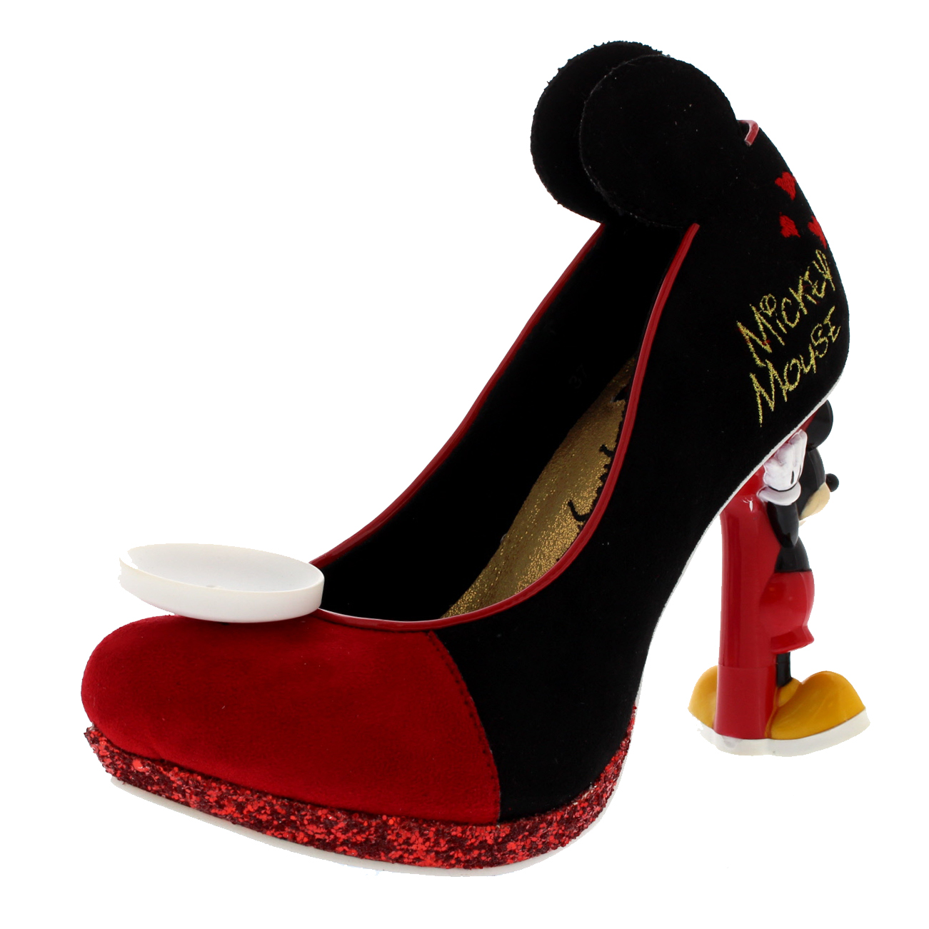Irregular Choice Mickey Mouse