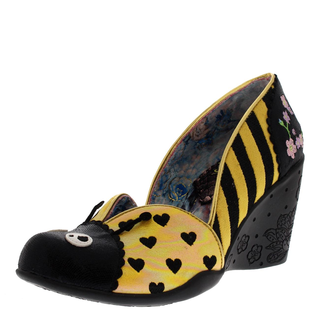 Irregular Choice Lady Bee