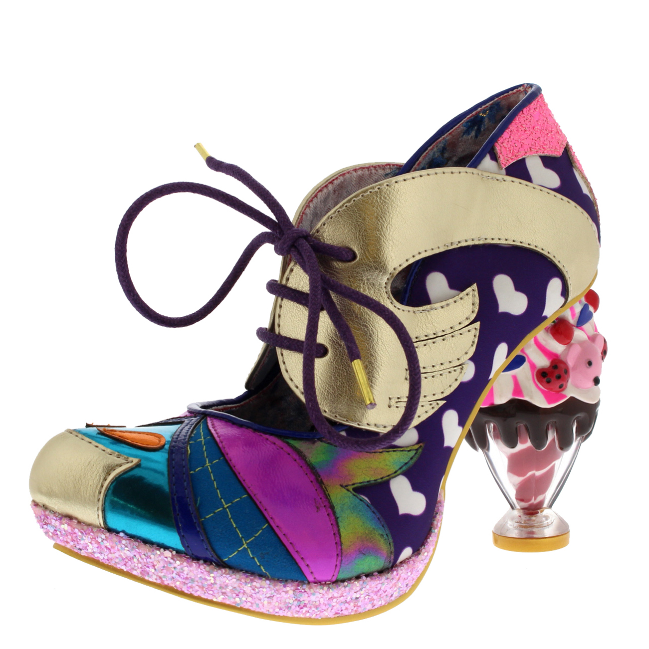 Irregular Choice Deckchair Diva