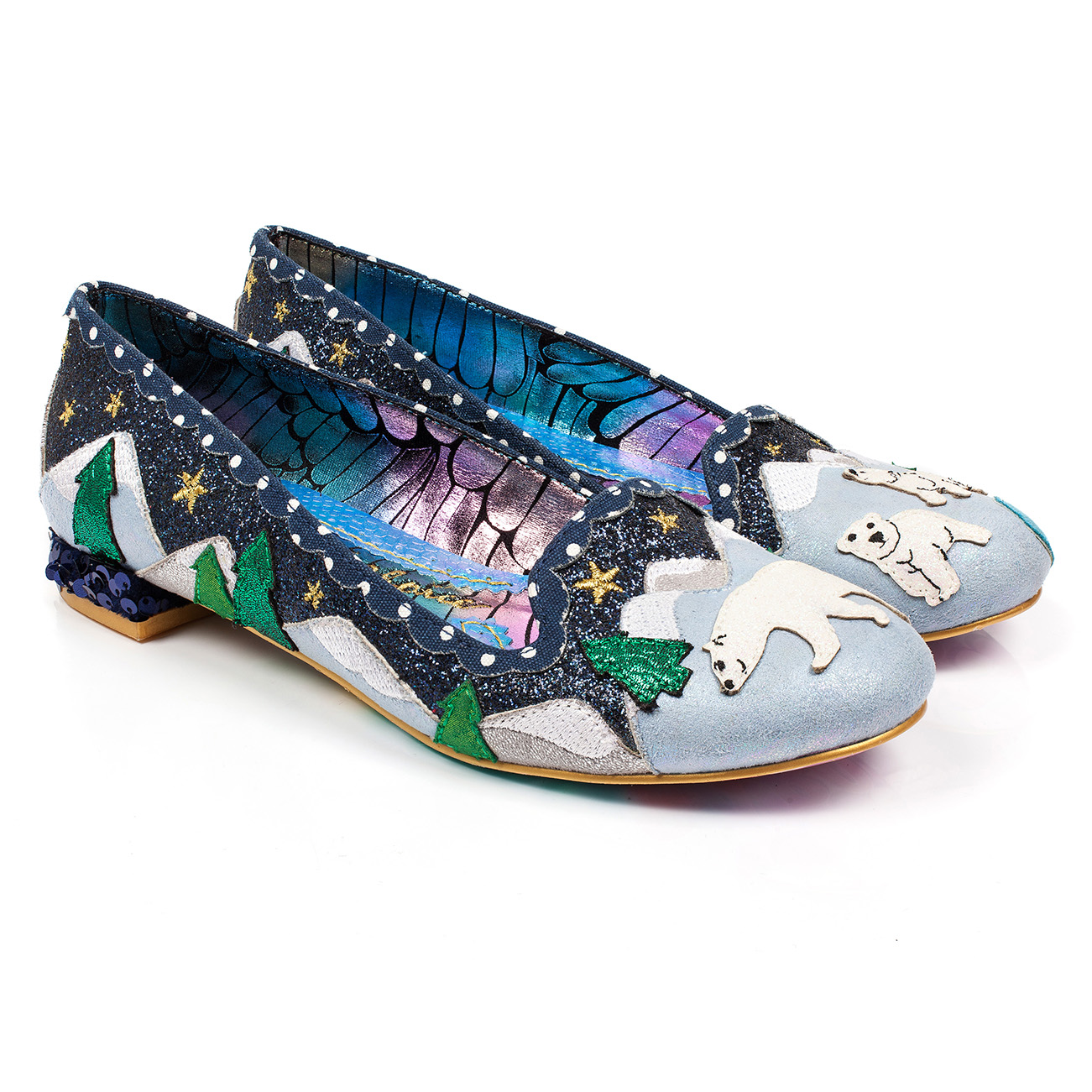 Irregular Choice Binksy Bear