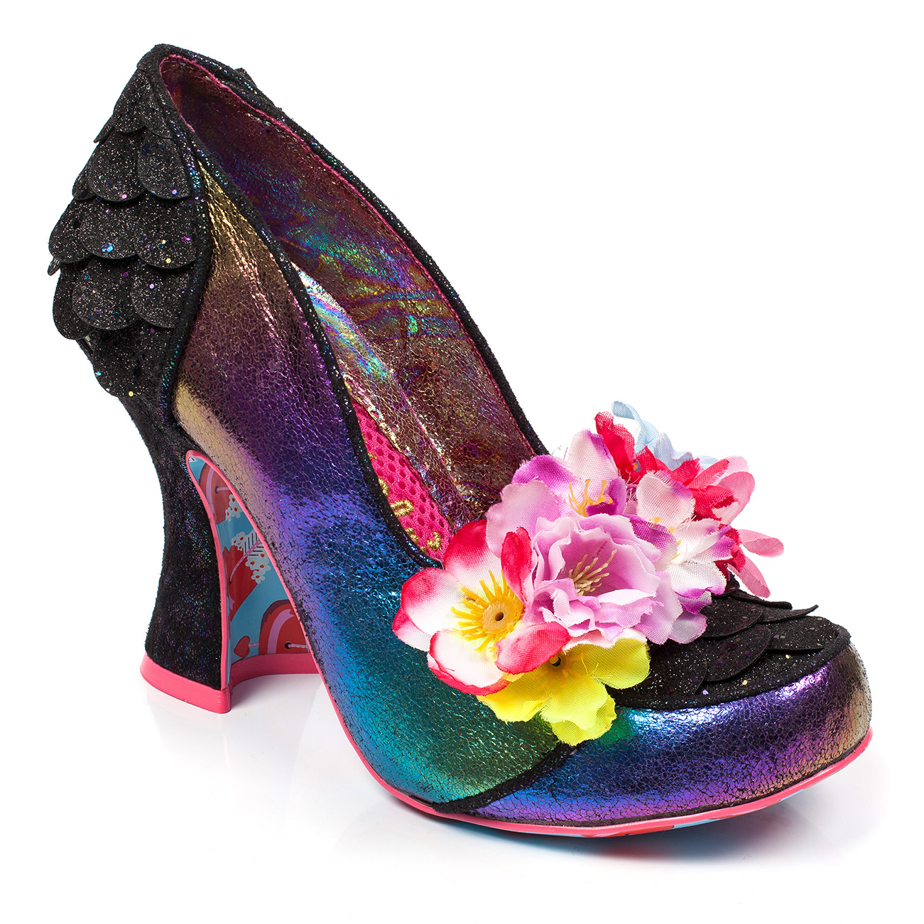 Irregular Choice Desire Rainbow