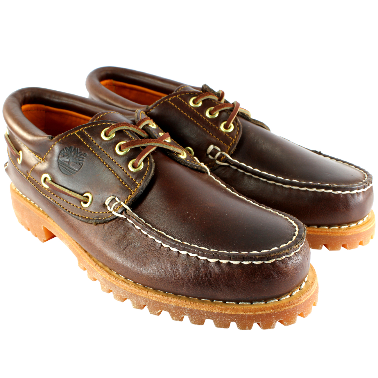 Timberland Heritage Classic Lug Boat Shoes