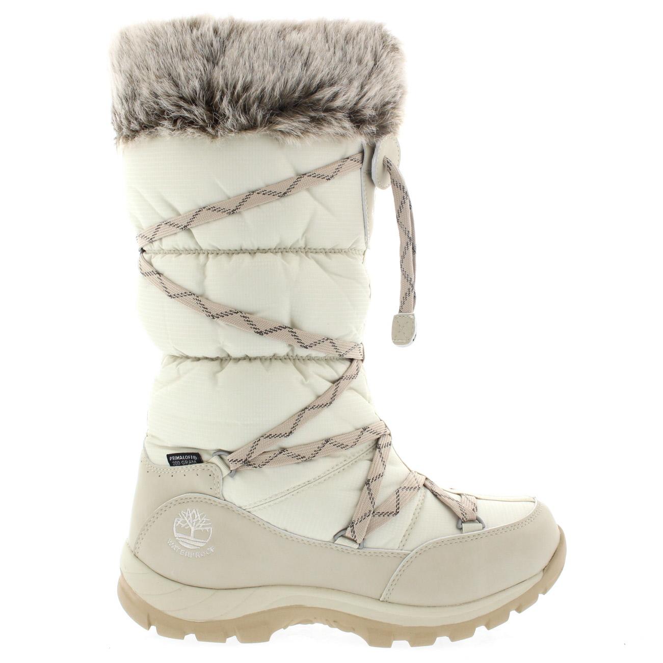entrega rápida Venta barata auténtico auténtico botas para nieve mujer timberland
