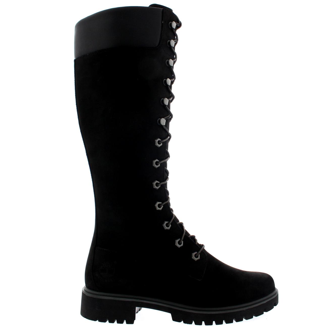 Womens Timberland Premium 14 Waterproof Earth Keeper Knee High
