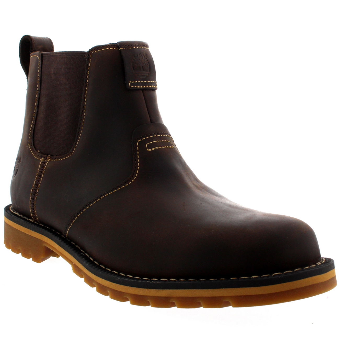 Timberland Grantly Chelsea Leather