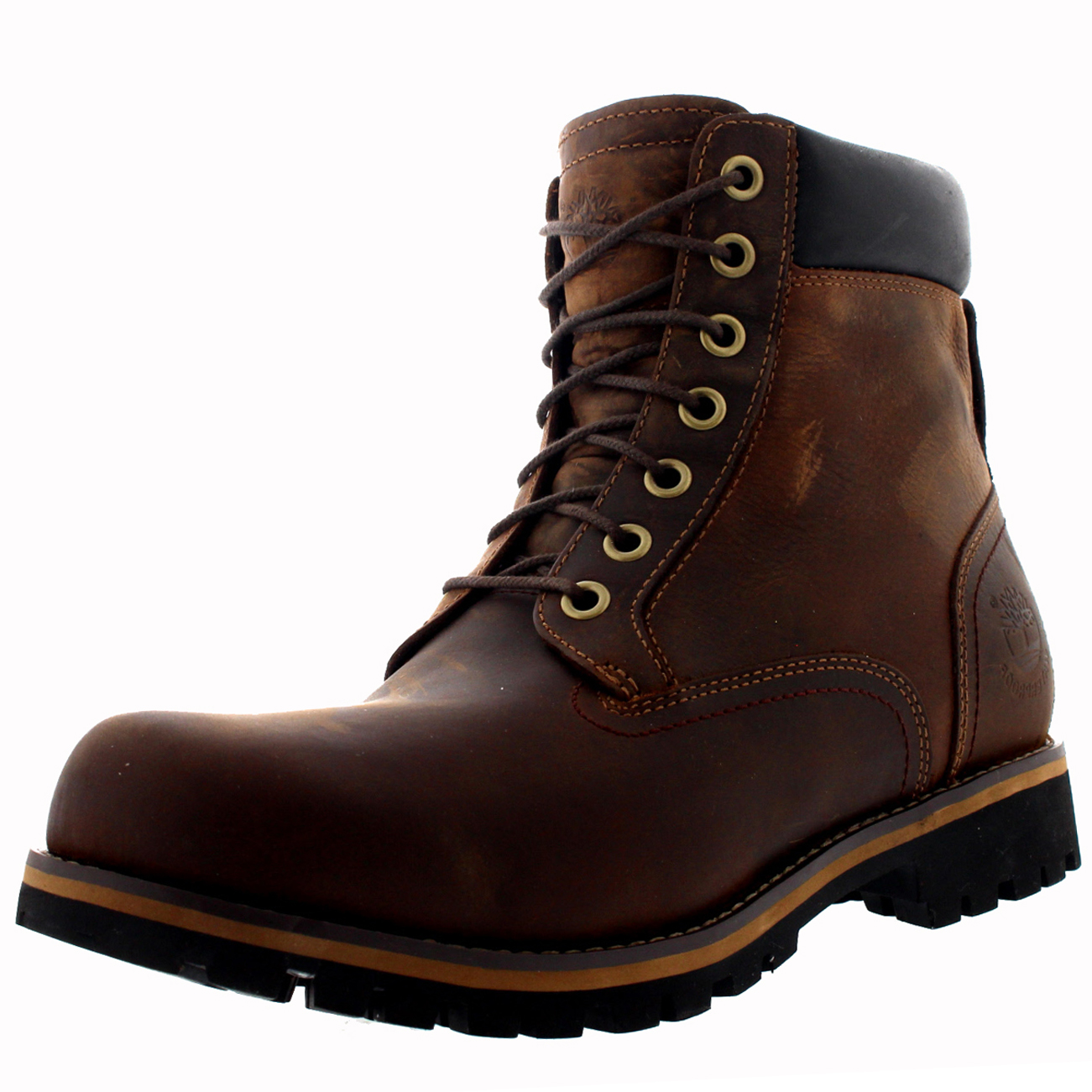 Timberland Earthkeepers Rugged 6 Inch Plain Toe