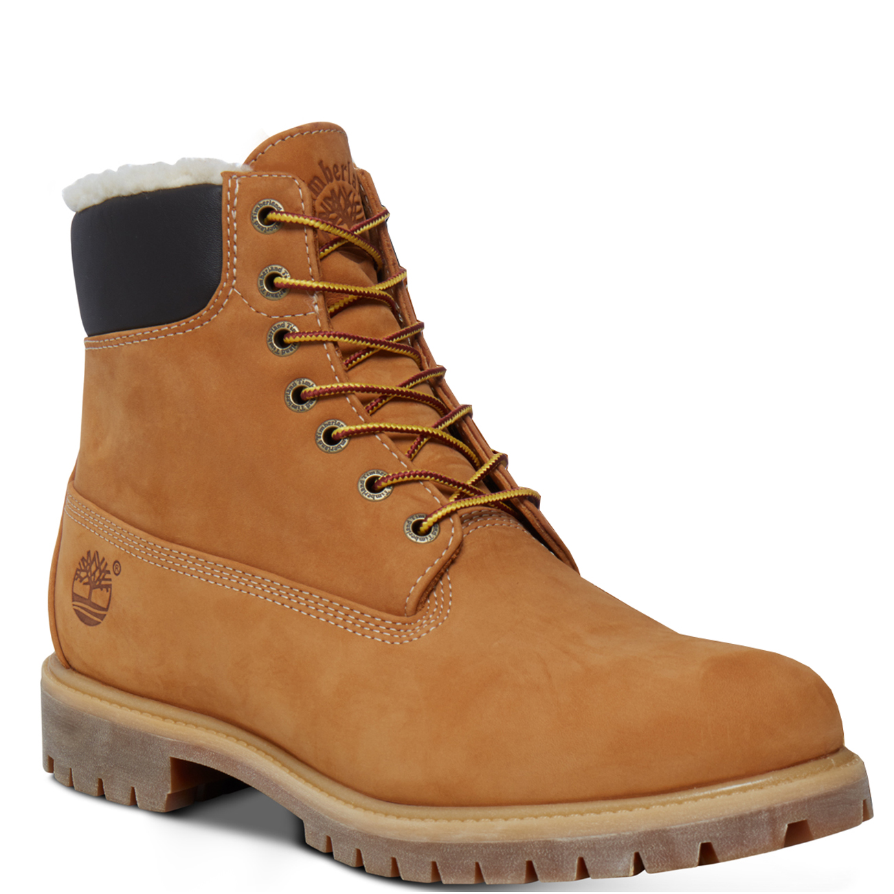 Timberland Premium Shearling 6 Inch Boot