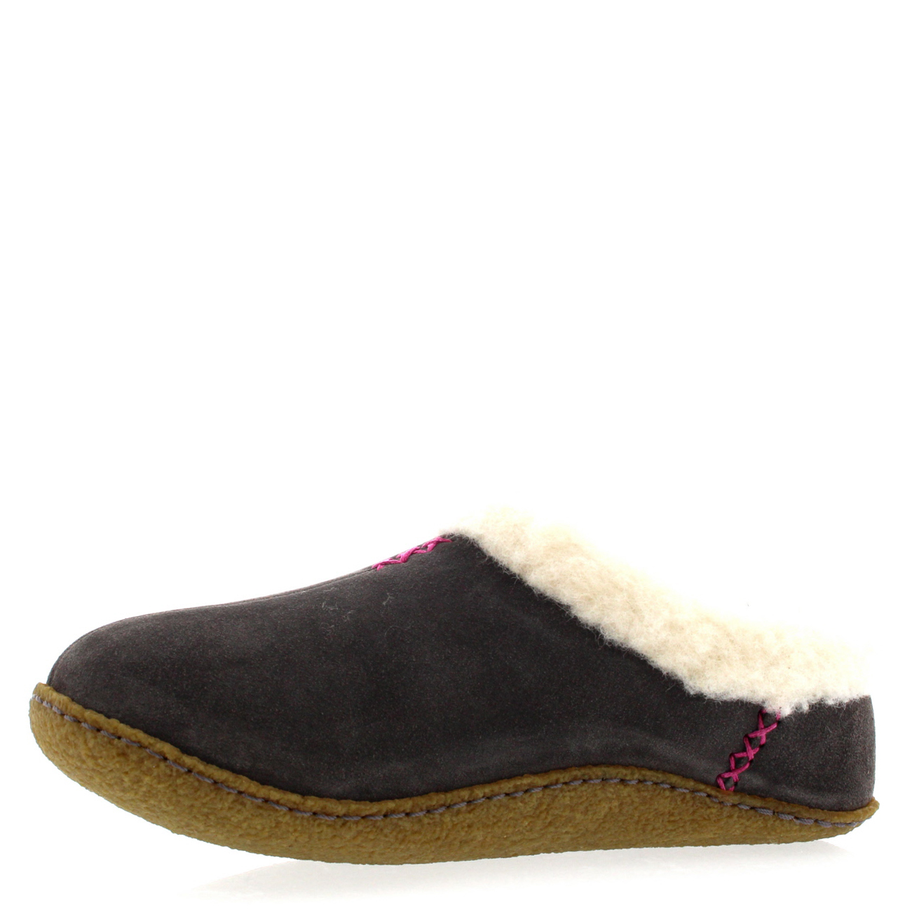 Donna Sorel Nakiska Winter Fur Lined Warm UK Suede House Shoes Slippers UK Warm 3-9 f0e4c2